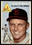 1954 Topps #116  Steve Bilko  Front Thumbnail