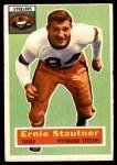 1956 Topps #87  Ernie Stautner  Front Thumbnail