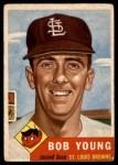 1953 Topps #160  Bob Young  Front Thumbnail