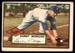 1952 Topps #355  Bob Morgan  Front Thumbnail