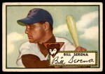1952 Topps #325  Bill Serena  Front Thumbnail