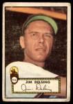 1952 Topps #271  Jim Delsing  Front Thumbnail
