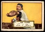 1952 Topps #338  Sal Yvars  Front Thumbnail