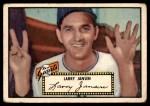 1952 Topps #5  Larry Jansen  Front Thumbnail