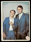 1966 Topps Batman Color #16 CLR  B.Wayne / D.Grayson Front Thumbnail