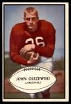 1953 Bowman #45  John Olszewski  Front Thumbnail