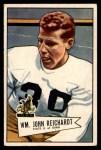 1952 Bowman Small #113  Bill Reichardt  Front Thumbnail