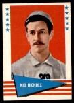 1961 Fleer #129  Kid Nichols  Front Thumbnail
