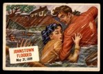 1954 Topps Scoop #73   Johnstown Flooded Front Thumbnail