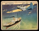 1941 Gum Inc. Uncle Sam Home Defense #95   Patrol Duty Front Thumbnail