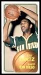 1970 Topps #44  Stu Lantz   Front Thumbnail