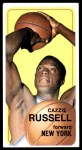 1970 Topps #95  Cazzie Russell   Front Thumbnail