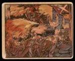 1938 Gum Inc. Horrors of War #139   Franco Retakes Teruel in Bloody Night Battle Front Thumbnail