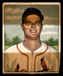 1950 Bowman #89  Red Munger  Front Thumbnail