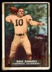 1951 Topps Magic #55  Dale Samuels  Front Thumbnail
