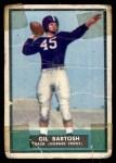 1951 Topps Magic #27  Gil Bartosh  Front Thumbnail