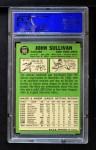 1967 Topps #568  John Sullivan  Back Thumbnail