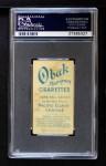 1909 T212 Obak OLD Ragan  Back Thumbnail