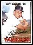 1967 Topps #583  Ray Barker  Front Thumbnail