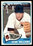1965 Topps #404  Stan Williams  Front Thumbnail