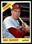 1966 Topps #471  Bob Skinner  Front Thumbnail