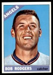 1966 Topps #462  Bob Rodgers  Front Thumbnail