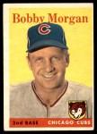 1958 Topps #144  Bobby Morgan  Front Thumbnail