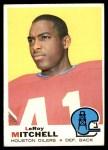 1969 Topps #183  Leroy Mitchell  Front Thumbnail
