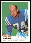 1969 Topps #185  Billy Ray Smith  Front Thumbnail