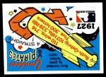 1971 Fleer World Series #25   1927 Yankees / Pirates -   Front Thumbnail