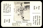 1936 S&S Game  Floyd Young  Front Thumbnail