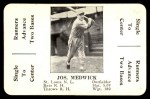 1936 S&S Game  Ducky Medwick  Front Thumbnail