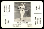 1936 S&S Game  Rip Radcliff  Front Thumbnail