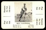 1936 S&S Game  Ben Cantwell  Front Thumbnail