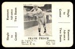 1936 S&S Game  Frankie Frisch   Front Thumbnail