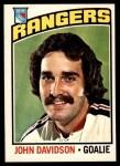 1976 O-Pee-Chee NHL #204  John Davidson  Front Thumbnail