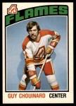 1976 O-Pee-Chee NHL #316  Guy Chouinard  Front Thumbnail