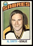 1976 O-Pee-Chee NHL #152  Al Smith  Front Thumbnail