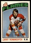1976 O-Pee-Chee NHL #281  Larry Romanchych  Front Thumbnail
