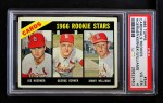 1966 Topps #544   -  Joe Hoerner / George Kernek / Jimmy Williams Cardinals Rookies Front Thumbnail