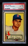 1952 Topps #180 CRM Charley Maxwell  Front Thumbnail