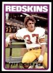 1972 Topps #217  Pat Fischer  Front Thumbnail