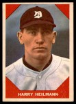 1960 Fleer #65  Harry Heilmann  Front Thumbnail