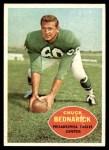 1960 Topps #87  Chuck Bednarik  Front Thumbnail