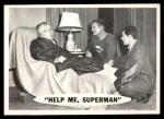 1966 Topps Superman #54   Help Me Superman Front Thumbnail