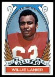 1972 Topps #283   -  Willie Lanier All-Pro Front Thumbnail