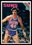 1975 Topps #186  Paul Westphal  Front Thumbnail