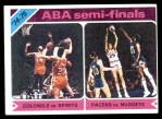 1975 Topps #309   ABA Semi-Finals Front Thumbnail