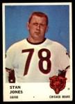 1961 Fleer #6  Stan Jones  Front Thumbnail