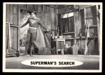1966 Topps Superman #56   Superman's Search Front Thumbnail